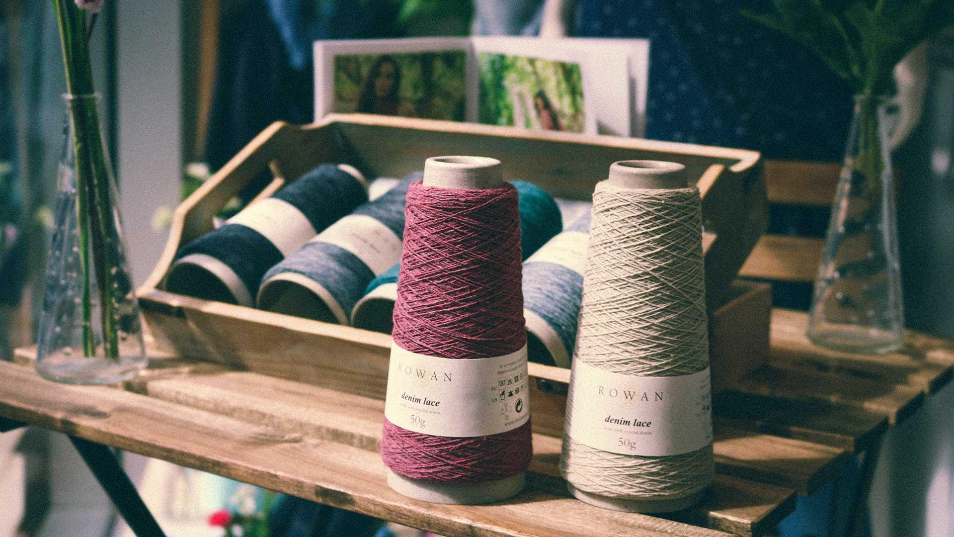 PurPurWolle Wollspulen